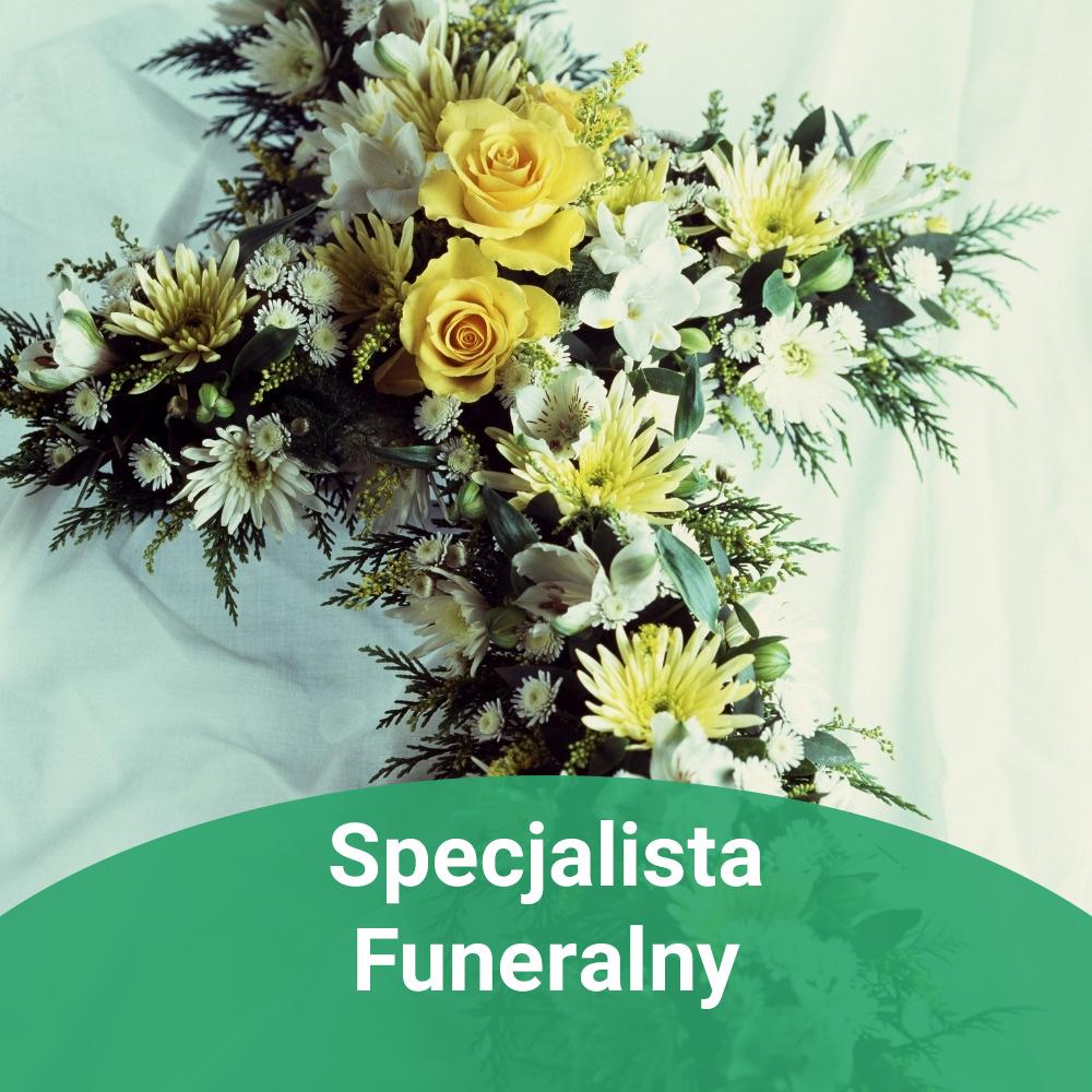Specjalista funeralny