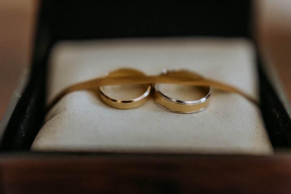 obrączki ślubne