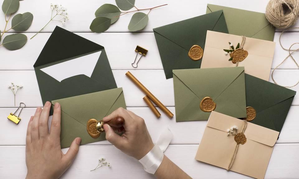 jak wypisać zaproszenia